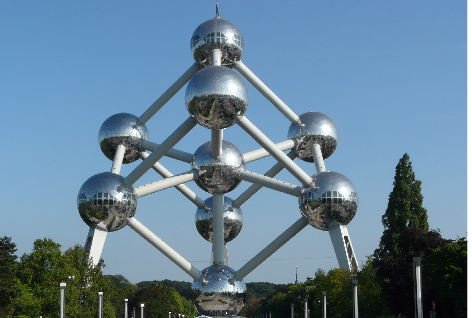 Viaje a Belgica  y Holanda