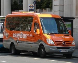 minibus de easybus
