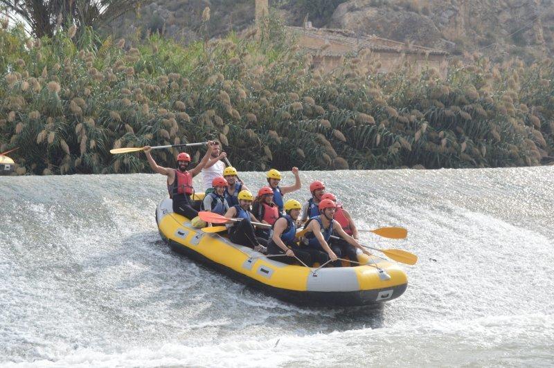 Día de rafting